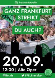 Plakat 20.09.19