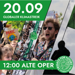 Flyer 20.09.19 Globaler Klimastreik