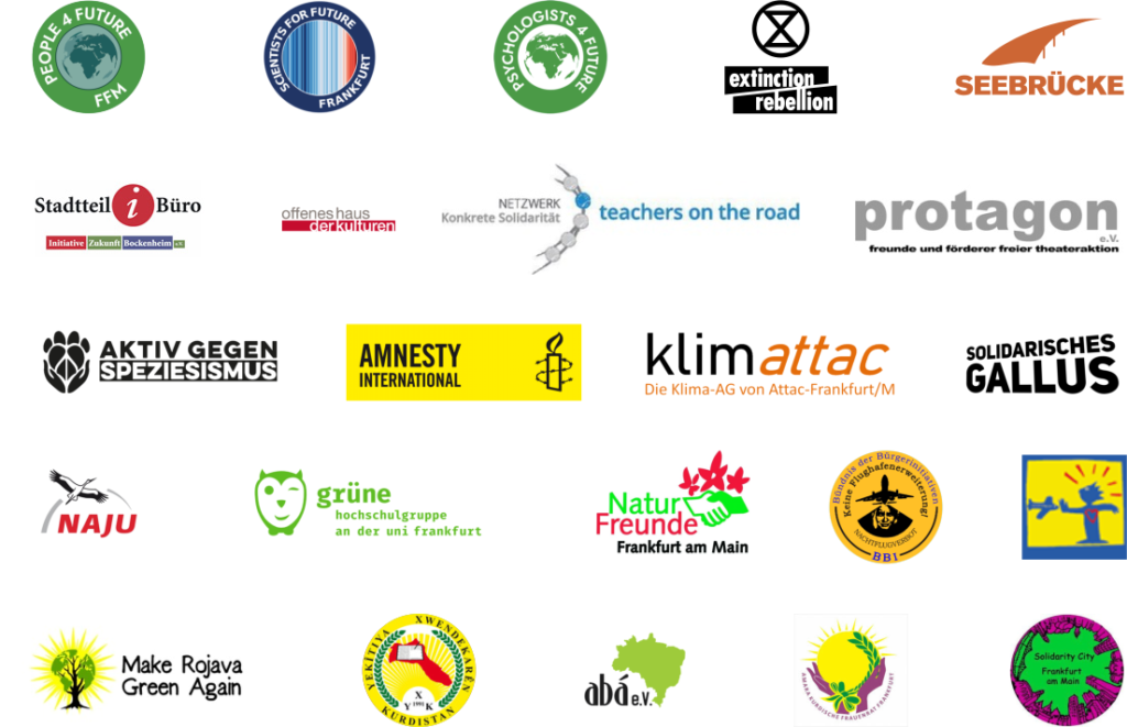 Logos Veranstaltungspartner